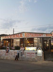 Ταβέρνα Άγιος Γεώργιος Πάγων Κέρκυρα, εστιατόριο Άγιος Γεώργιος Πάγων Κέρκυρα, φαγητό Άγιος Γεώργιος Πάγων Κέρκυρα, Panorama, Taverna Pagoi