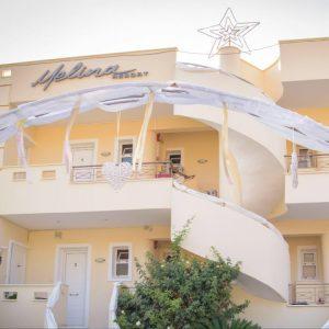 Ξενοδοχείο Σαλαμίνα, ενοικιαζόμενα δωμάτια Σαλαμίνα, ενοικιαζόμενα διαμερίσματα Σαλαμίνα, διαμονή Σαλαμίνα. Καταλύματα Σαλαμίνα, διανυκτέρευση Σαλαμίνα, Melina Resort Hotel